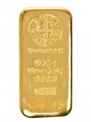 Zlatý slitek Argor Heraeus 500 gramů