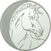 Stříbrná mince Rok koně
