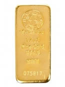 Zlatý slitek Argor Heraeus 1000 gramů