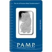 Stříbrný slitek PAMP 1 Oz