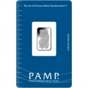 Stříbrný slitek PAMP 5 gramů