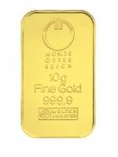 Zlatý slitek Münze Östereich 10 gramů kinegram