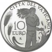 Stříbrná mince Světový den motliteb 2013