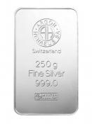 Stříbrný slitek Argor Heraeus 250 gramů
