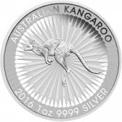 Stříbrná mince Kangaroo 1 Oz 2016
