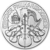 Stříbrná mince Philharmoniker 1 Oz paket 20 kusů