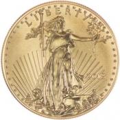 Zlatá mince American Eagle 1/10 Oz 2018
