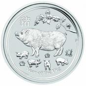 Stříbrná mince