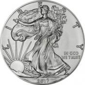 Stříbrná mince American Eagle 1 Oz