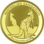 Zlatá mince Kangaroo/Nugget 1/2 oz