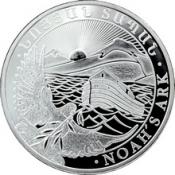 Stříbrná mince Archa Noemova 1 Oz