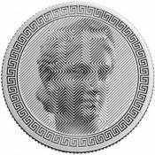 Stříbrná mince Icon 1 oz 2020