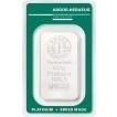 Platinový slitek Argor Heraeus 100 gramů